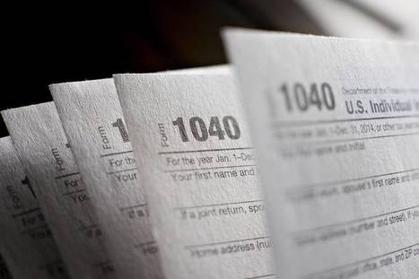 Thousands Hit With Surprise Tax Bill on Income in IRAs | Finance and Money Matters | Scoop.it