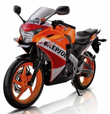 Honda CBR-150R 2014 Harga Dan Spesifikasi | Tips Info Otomotif | Technogrezz | Scoop.it
