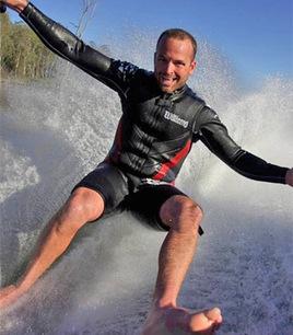 Aussies dominated barefoot worlds! | Barefoot Waterski | Scoop.it