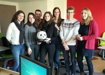 Une association étudiante de l'ESSCA se mobilise contre le dérèglement climatique - ESSCA | Actualités ESSCA | Scoop.it