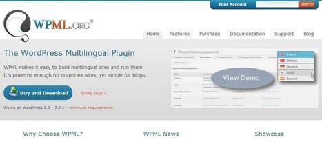 Top 5 Translation Plugins For WordPress | WordPress | Scoop.it
