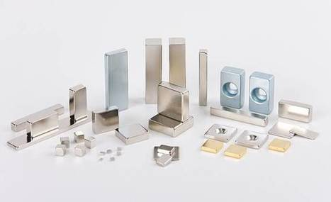NdFeB Magnets and Permanent Magnets Manufacturer - Dailymag Magnetics   wiccanspells   Scoop.it
