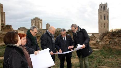 El Ayuntamiento de Lleida redacta el proyecto de mejora de las murallas del Turó de la Seu Vella | #territori | Scoop.it