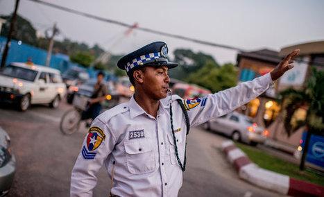 Yangon's Hero, Wielding Power of Stop and Go   Leadeship   Scoop.it