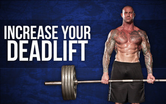 Increase Your Deadlift : Workout Trainer | Workout Trainer : Online Personal Training Programs | Scoop.it