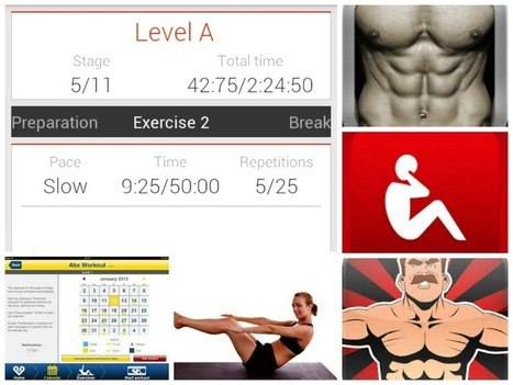 Top Abs Workout Apps Which are Worth to Install   Ab Machines & Abdominal Exercises   Scoop.it