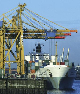 Puertos y Terminales Internacionales | MATERIAL DOCENTE COMEX Y LOGISTICA | Scoop.it