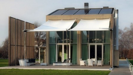 Italy: BioCasa 82 boasts bragging rights as Europe's first LEED Platinum home | GizMag.com | Education for Sustainability | Scoop.it