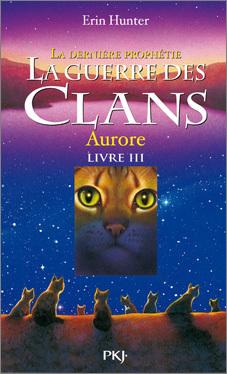 La guerre des clans : Aurore | Livres lus et conseillés par Bastien Fort (Loire) | Scoop.it