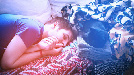 Secrets Of People Who Get Enough Sleep | Good News For A Change | Scoop.it