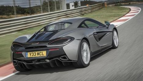 McLaren 570S: un superbe esprit de conquête   Luxe & Luxury   Scoop.it