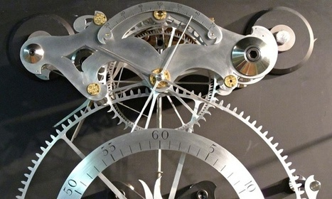 Clockmaker John Harrison vindicated 250 years after 'absurd' claims | Heron | Scoop.it