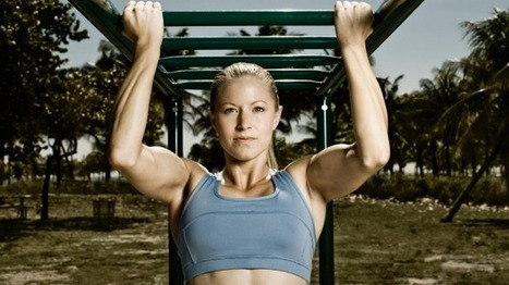 Real women can do chin ups - FIGUEROAS FRAMEWORK (Individual Level - Gender Role) | CAC Senior HPE | Scoop.it