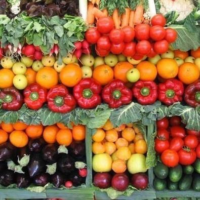 Buona primavera con tanta frutta e verdura | Il mio amico pediatra | Scoop.it