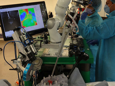 Autonomous Robot Surgeon Bests Humans in World First | MishMash | Scoop.it