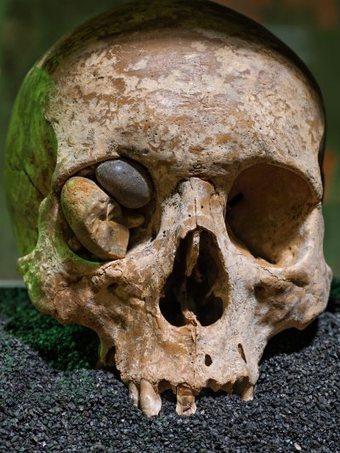 Arqueología bajo el suelo de Londres, un pasado oscuro | LVDVS CHIRONIS 3.0 | Scoop.it