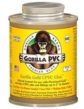 Buy Gold CPVC Glue | PVC Cement Solvent | Gorillapvc.com | | Gorilla PVC Pipe Glue & Cement | Scoop.it