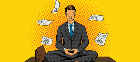 Calm Employees' Minds With Mindfulness | Leadership Potential:  Awareness and Self Care | Scoop.it