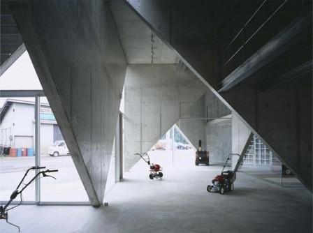 [ Nigata, Japan] Showroom H / Akihisa Hirata | The Architecture of the City | Scoop.it