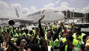 Pour Air France-KLM, pas question d'abandonner l'Afrique | GOOD BUSINESS | Scoop.it