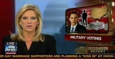 Fox News falsely implies Obama curtailing military voting in Ohio | Daily Crew | Scoop.it