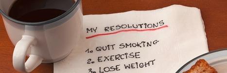 Résolutions du Nouvel An: certaines mesures incitatives fonctionnent | Nutrition, Santé & Action | Scoop.it