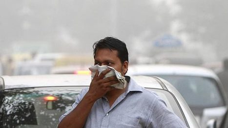 Delhi's children have the weakest lungs, reveals new survey | Sustain Our Earth | Scoop.it