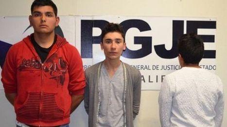 Aseguran a 3 por robo con violencia - Policiaca - Noticias - UniradioInforma.com | Tipos de robo | Scoop.it