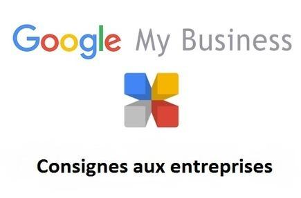 Google My Business met à jour ses consignes à propos des informations fournies   Référencement, SEO, SEA   Scoop.it