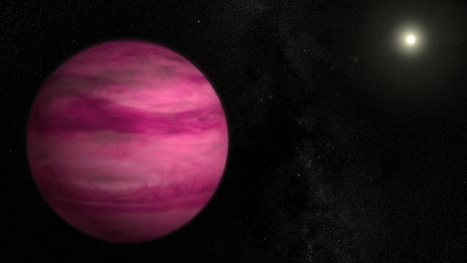 Using Infrared Date, Astronomers Image Lowest-mass Exoplanet Around a Sun-like Star | Amazing Science | Scoop.it