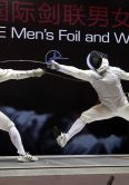 FIE slide show on Fencing | Fencing for ALL | Scoop.it
