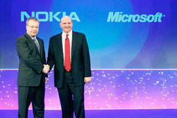 Microsoft, Nokia CEOs's open letter to users - The Times of India | Technology Posts | Scoop.it