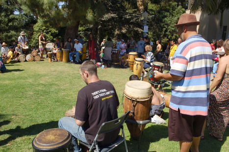 Maybe You're Looking For A Drum Circle? | Unplug | Scoop.it