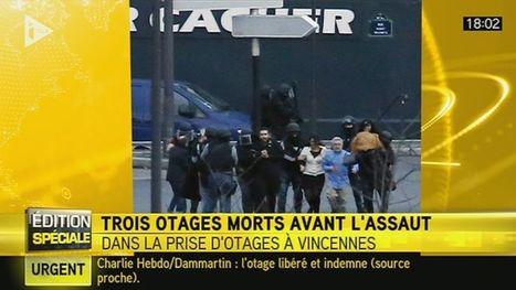Attentat Charlie Hebdo: i-Télé et BFMTV en ébullition | DocPresseESJ | Scoop.it