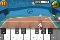 #5   Piano Summer Games - Competing for the Olympic Gold! | CrazyMikesapps.com | Music Education | Scoop.it