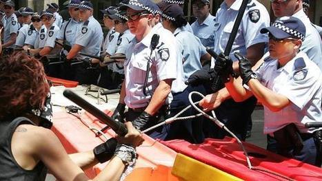 'Suspect' agitators face detention at next year's G20 summit in Brisbane | G20 | Scoop.it