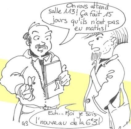 Revue de presse du mercredi 28 janvier 2015 - Les Cahiers pédagogiques   zoenord   Scoop.it