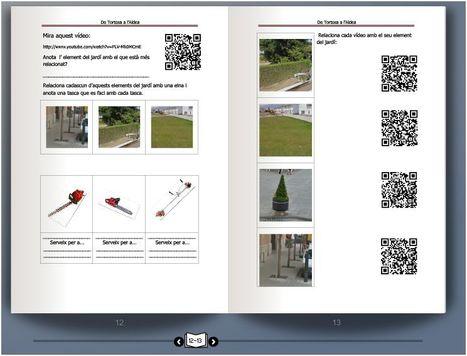 Códigos QR educativos - QREdu Blog | Maestr@s y redes de aprendizajes | Scoop.it