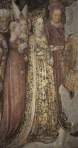 Le bureau d'Aspasie: Les reines au Moyen Âge, partie 1 | Monde médiéval | Scoop.it