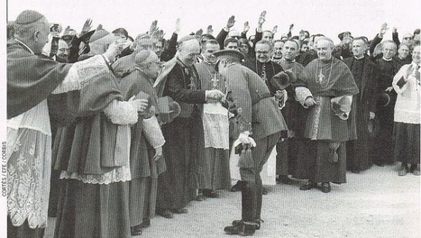 Juillet 1936: Guerre d'Espagne, la religion catholique prend fait et cause pour le coup d'état militaire - Le blog de Roger Colombier | L'Europe en questions | Scoop.it