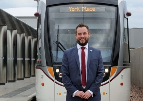 Trams boss Tom Norris leaves to join rail firm Abellio | Today's Edinburgh News | Scoop.it