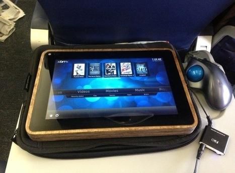PiPad Raspberry Pi Tablet Built By Michael Castor | Raspberry Pi | Scoop.it