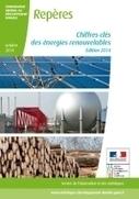 Chiffres clés des énergies renouvelables - Édition 2014 - Ministère du Développement durable | Biogaz | Scoop.it