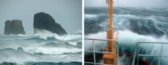 Giant carbon-capturing funnels discovered in Southern Ocean | Science In The News | Scoop.it