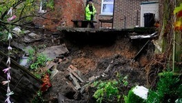 Ripon sinkhole: Experts say 'it remains a risk'   NERC media coverage   Scoop.it