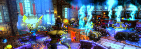 Trendy Entertainment officially announces Dungeon Defenders Eternity for ... - DroidGamers   Trendy Attitude   Scoop.it