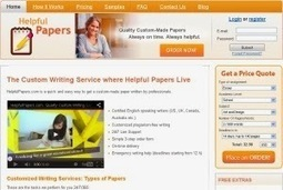 HelpfulPapers.com Discount Code | Persuasive essay topics | Scoop.it