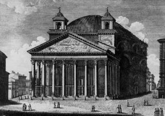 The Pantheon inRome | Expresiones Arquitectónicas Cristianas | Scoop.it