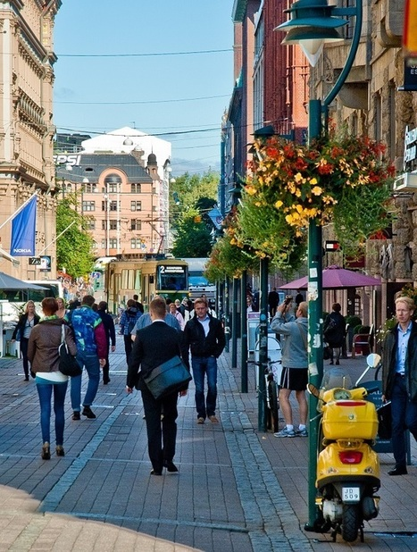 Five Cities Show the Future of Walkability | TheCityFix | Alternatives | Scoop.it