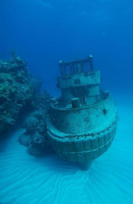 What really lies underneath the Bermuda Triangle - NEWS.com.au | DiverSync | Scoop.it